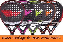 Palas de Padel WingPadel