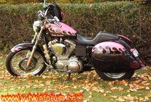 Harley Davidson (need I say more?)
