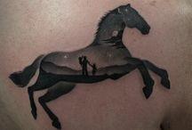 Τατουάζ με άλογα