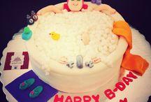 My Fancy Cakes / Beautiful fondant cakes made by myself / by Dariella Cantu
