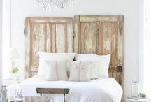 Headboards / by Alice Blayney