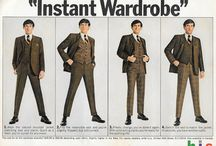 1960's Men's Fashion