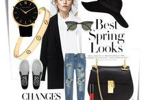 Fashion collage / Fashion, móda, outfity, Polyvore