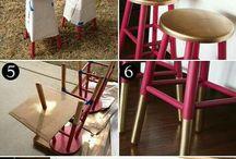 Chair & table ideas