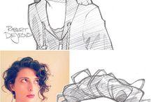 tegning inspirasjon