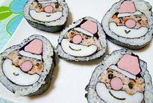 Holiday Sushi Inspiration / Holiday Sushi Inspiration