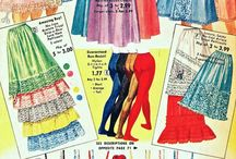 Vintage cataloges