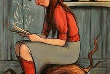 Ilustrations / by Regina Gomes