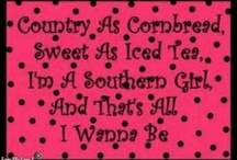 I left my heart in the south.. / by Hope Hunter
