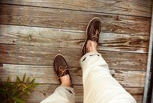 Man Style // Footwear / by Kevin McCarthy