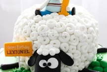 Lamb cake ideas