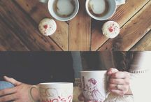 Trends: Coffee Mania / Mugs, Coffee-related recipes