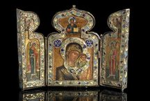 triptych icon