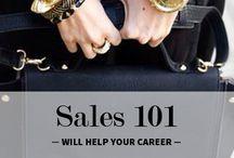 Career. / by Tamzin Bennett