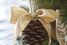Decoração de Natal / Decoração de Natal para manter a casa e mesa lindas e receber convidados.