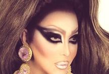 Maquiagem / Drag makeup