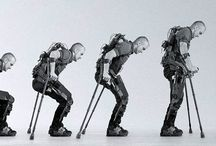 Exoskeleton Report / Exoskeletons, wearable robotics, exosuits, power armor, and mobile frames.