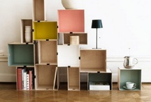 indoor :: living :: furniture / by Kathrin Arens