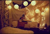 College room ideas / by Megan Fulbright
