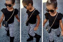 Kid Fashion / by Tay ♡