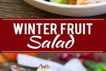 Salate fructe
