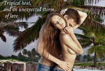 Unexpected Storm / New #Free Read erotic romance Unexpected Storm When Holly takes a vacation with friends she never dreams she will meet someone who turns her lonely life around in just one afternoon…the question is can this kind of heat last…  Gorgeous Will isn't used to his heart leaping when he lays eyes on a girl. He teaches sailboarding and surfing at the resort and sees Holly on the beach. As he watches her something happens to him that he never expects. An erotic contemporary romance with HEA