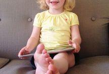 Preschoolers technology