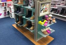 UGG display / Some UGG we stock for winter 15