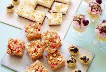 Healthy no bake deserts