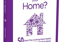 Happy Home / Thought I would do a board based on my best selling book. 'How Happy is Your Home? 50 Great Tips to Bring More Health, Wealth and Joy in to Your Home.' www.howhappyis.com