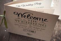 Wedding ペーパー