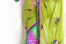 Traditional Sarees / Buy online traditional sarees,indo-western sarees......colouring combination is awsm....Available at-> http://www.indianweddingsaree.com/category/traditional-sarees.html