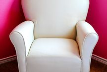 Furniture Facade / Upholstered furniture remakes