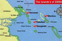 Derawan island -indonesia