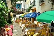 Marbella, Andalucia, Spain / Marbella, jewel of the Costa del Sol, is a world-class destination with fabulous beaches, great golf and wonderful weather all year round.