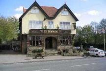 Peak District Pubs, Restaurants & Cafes