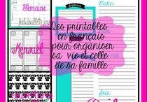 organisation planner francais