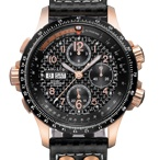 Timegraph for active men / Time meter is a chronograph