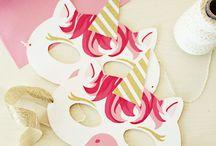 Unicorn Party / Birthday party