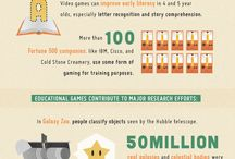 Video Game Infographics / by TheGameJar