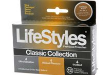 Lifestyle Condoms / Lifestyles condoms have been known in the market for its fast, inexpensive and discreet support yet never compromising sexual comfort and pleasure.