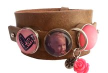 Foto sieraden / Voorbeelden van sieraden die je kan samenstellen en bestellen op de site van bywam.nl