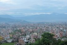 Nepal / There're a lot of amazing places in Nepal that you'll discover about over this board.