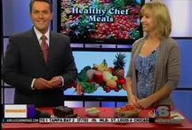 Healthy Chef Meals TV segments / Healthy Chef Meals owner shares vegan and healthy heating recipes and knowledge.
