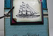 Stampin' Up - The Open Sea
