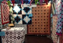 Booth Photos / by Queenie Quilts