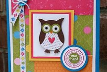 Cards - Die Cuts & Punches / by Jenny-Jo Tileston