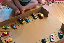 Otthon készített gyerek játékok