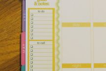 Filofax Decorated Pages