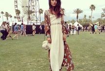 Festival and Boho Fashion